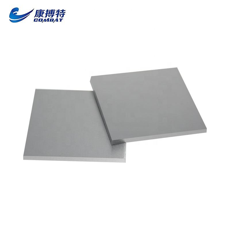 99.95% tungsten plate sheet price from Combat