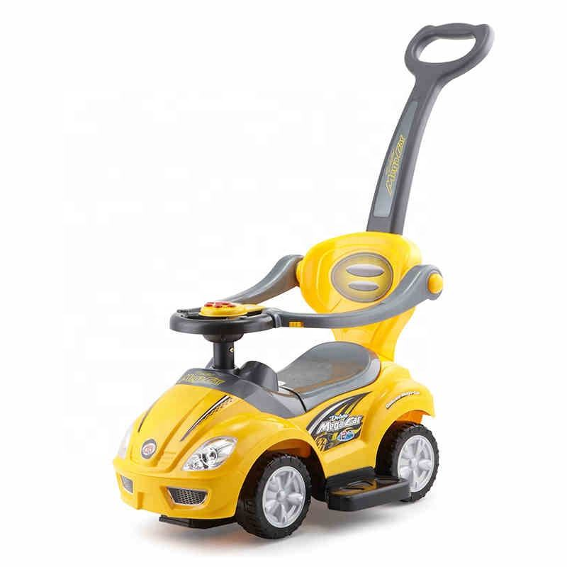 New baby walking toy cars for babies cheap price kids swing car for sale