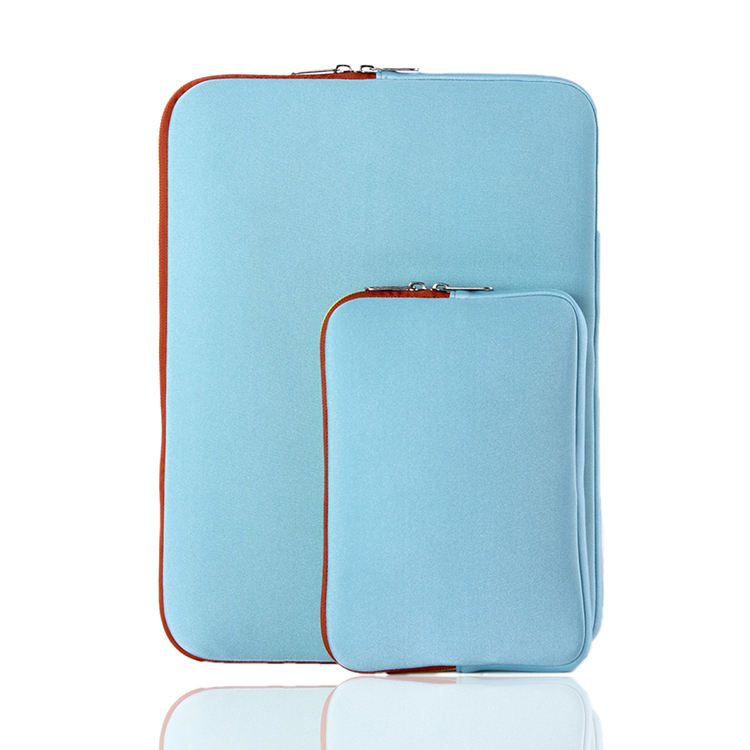 Free Sample Dive Material Fabric Laptop Sleeve Bag Computer Case Durable Tablet Cases Laptop Bag