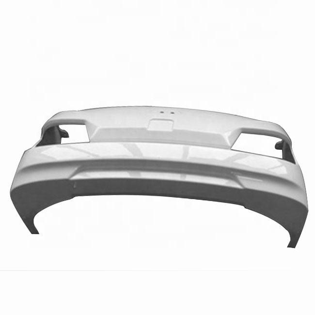 Custom vacuum forming ABS plastic auto front bumper cover/ abs plastic front bumper