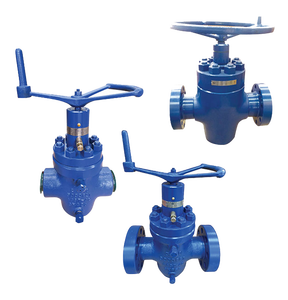 Factory Cheap Price! API 6A Hydraulic Gate Valve from China