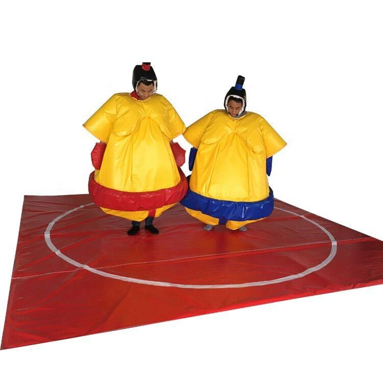 Cheap pvc foam padded kids and adults Sumo Wrestling Suits for sale