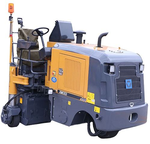 Construction Machinery XCM-G XM353 Asphalt Road Milling Machine with 500MM Milling Width