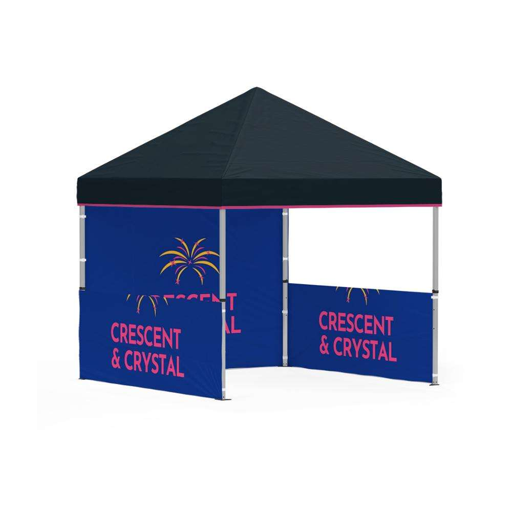 Square Aluminum Frame Gazebo Marquee Folding Canopy Tent