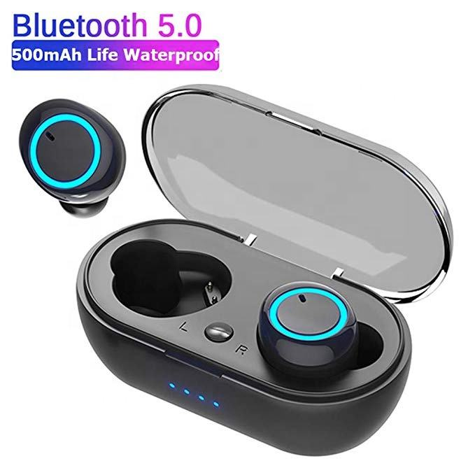 NEW. TWS Wireless Bluetooth Earbuds D-10 Audifonos Bluetooth Para Celular Auriculares Bluetooth Inalambrico Cascos Headphones