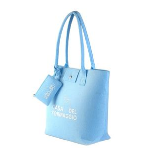 custom reusable felt tote bag   2021 fancy bags women handbags wholesale