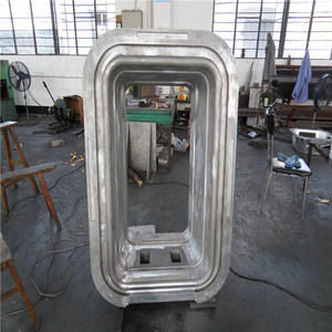 plastic rotational molding hymaker rotational mould trolly rotational mould