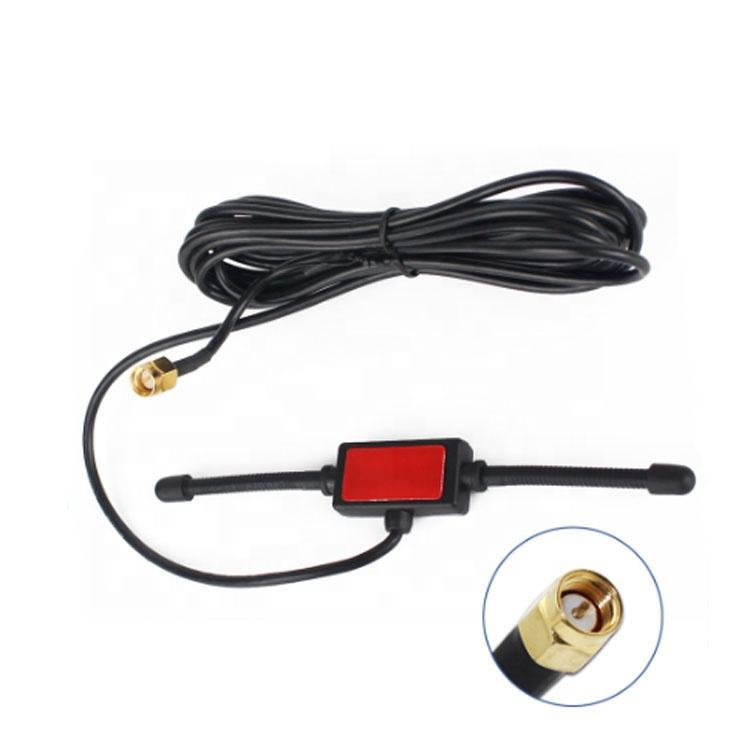 5dBi auto patch GSM 3G hoorn antenne met SMA connector