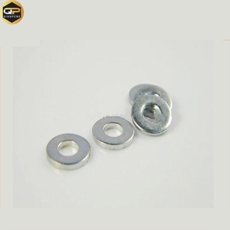 Nuts 10000pcs DIN125 ISO7089 M1.6 M2 M2.5 M3 M3.5 M4 M5 M6 304 Stainless Steel Flat Washer Plain washers Size: M 6