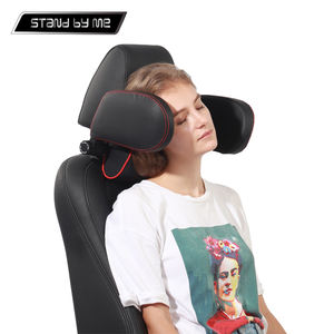Auto Accessories Patent Interior Adjustable Baby Sleep Safety Memory Foam Neck 3D Universal Seat Side Car Headrest Pillow