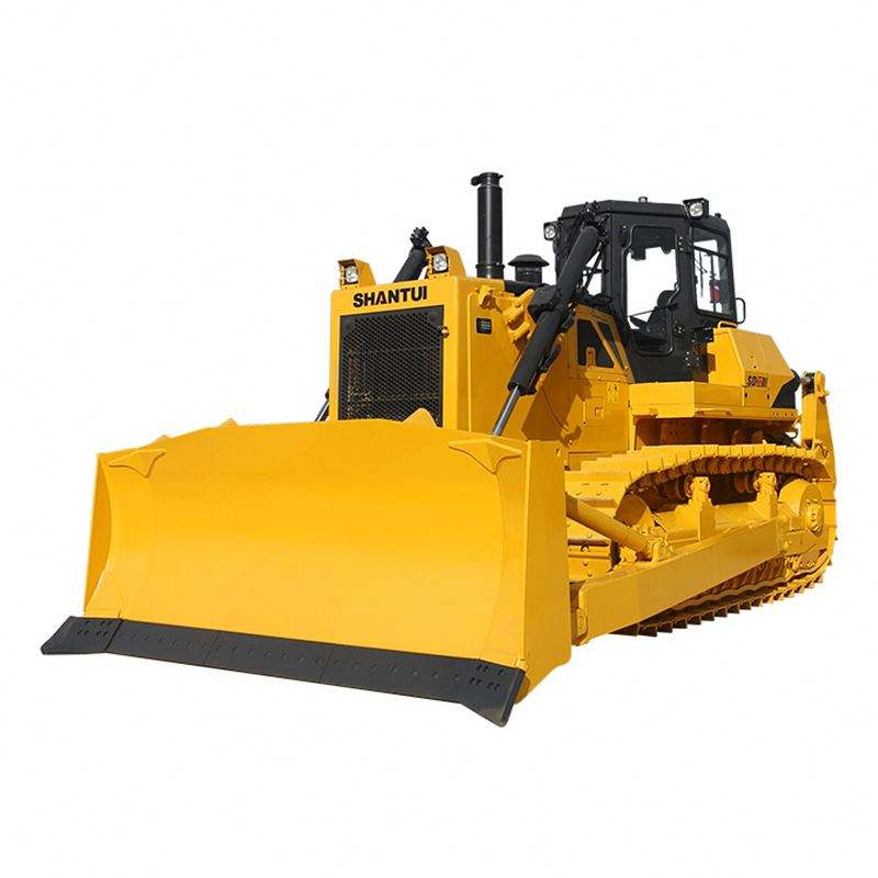 Shantui Bulldozer SD32R 320HP <span class=keywords><strong>Rock</strong></span> Bulldozer Bulldozer Tracks