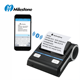 Milestone P8001 P8005 Wireless Portable Printer Bluetooth 80 mm Thermal Receipt Printer