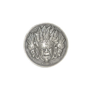 Coin Maker Wholesale Cheap Custom 3D Blank Metal Religious old Coin