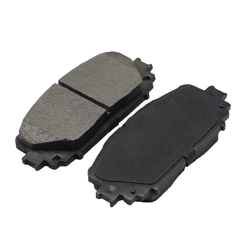 D2253 Asbestos Free Auto Parts Wholesale Auto Parts Brake Pads for TOYOTA
