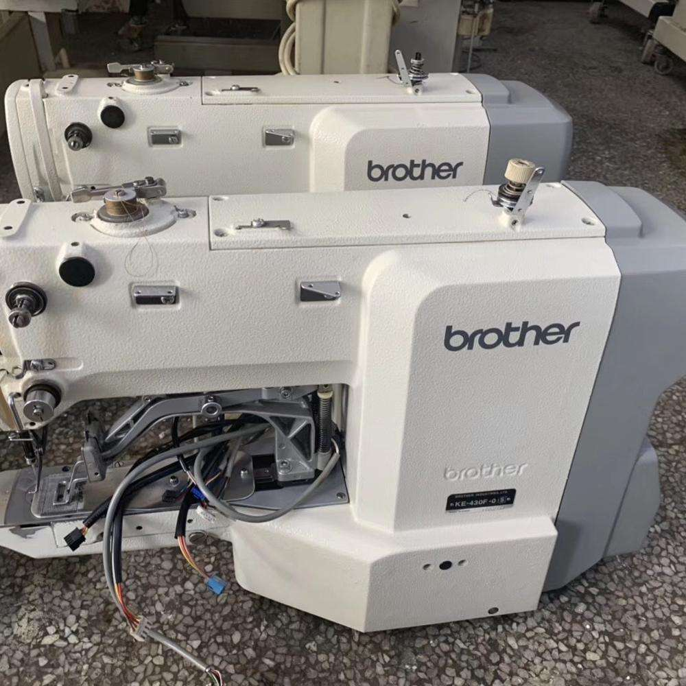 used brother 430F Industrial Sewing machine factory price