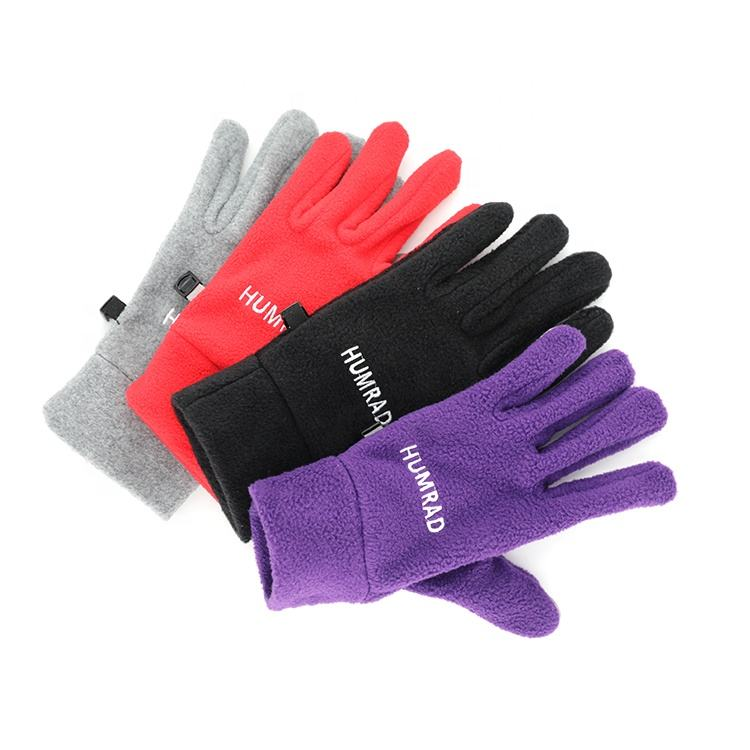 Lightweight Anti Slip Full Finger Outdoor Sport Mountain Climbing Racing Riding Windproof Warm Gloves