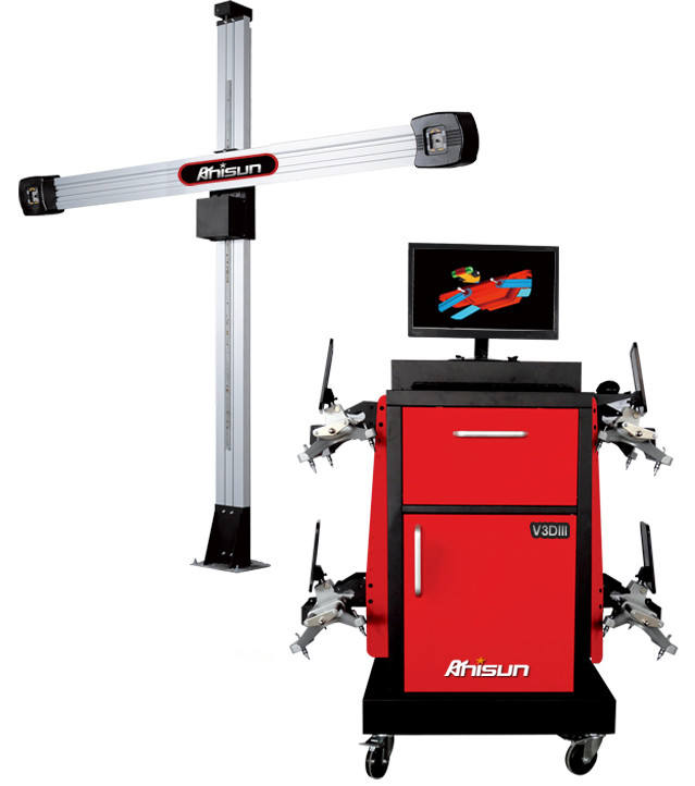 3D wheel alignment for car with CE for tire shop