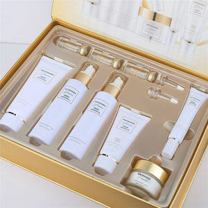 FDA OEM 9 Pcs Korea Skin Care Set Brightening Perawatan Kulit Set Nikotinamida Kulit + Care + Set