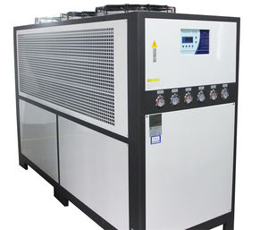 75KW ใหม่ประเภทอุตสาหกรรม air chlling เครื่อง air cooled chiller