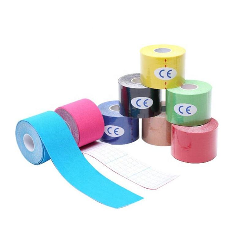 Aofeite On The Russian Market Physical Therapy Sports Muscle Patch Kinesiology Tape for Athletes