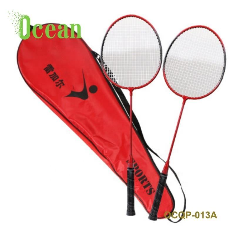 Adult men and women beginners offensive and durable Badminton Racket