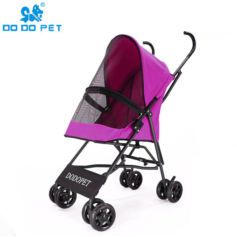 wholesale factory small size light weight Outdoor pet dog stroller for small animals