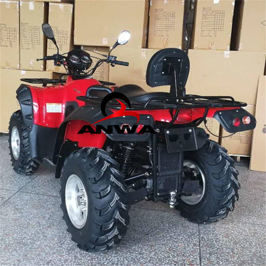 Good quality 500cc all-terrain Conquer the mountain atv quad bike TW5001