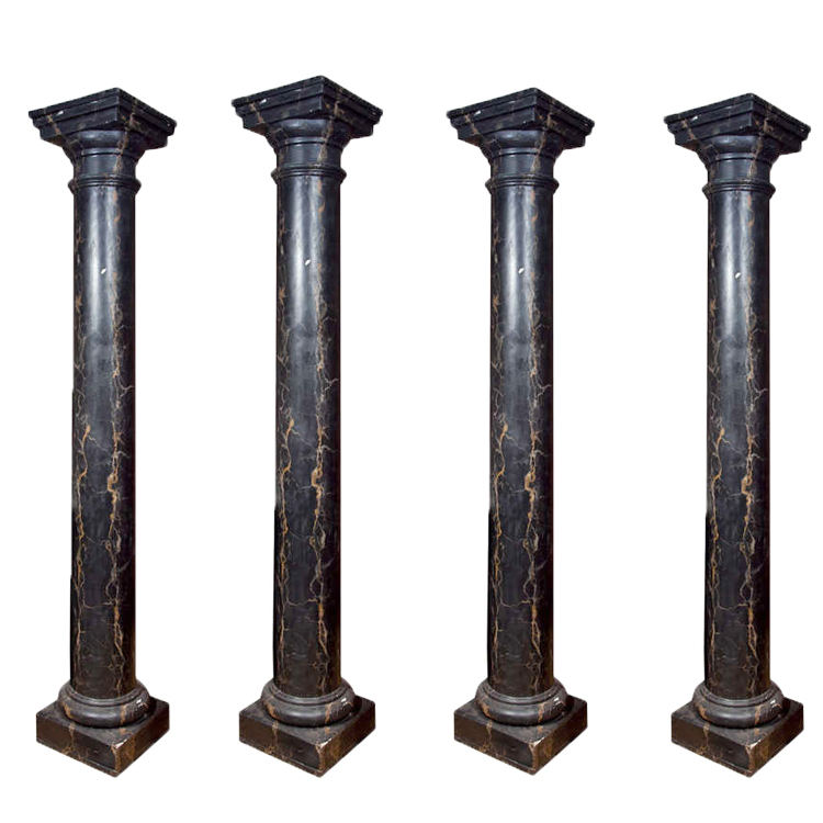 Factory direct price marble column
