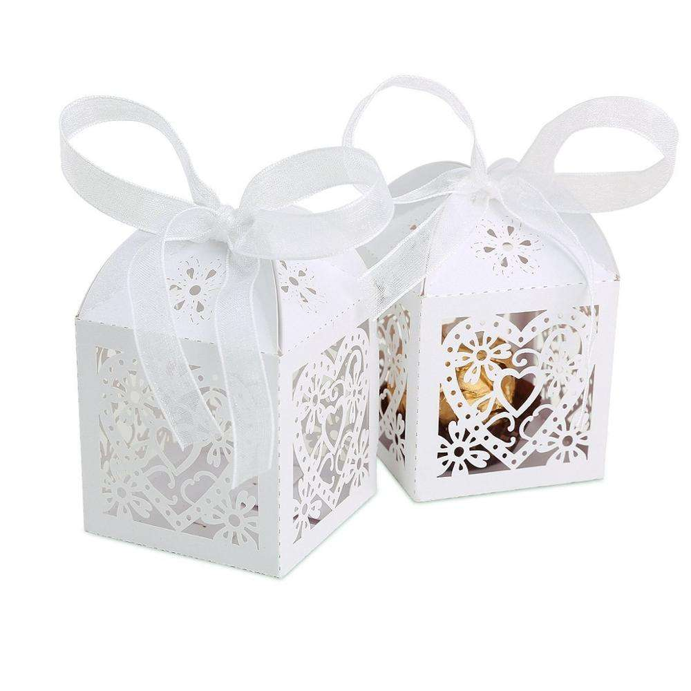 Hot Sale Cheap Party Supplies Wedding Favour Gift Box Giveaway Box Gift Drawer Gift Box