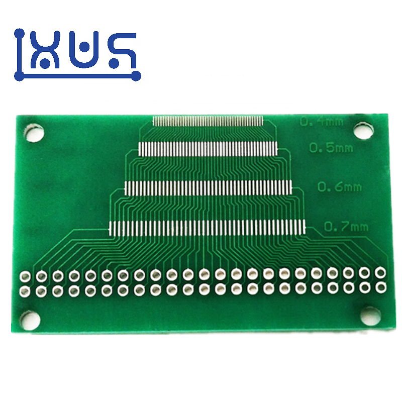 Xws Shenzhen Hoge Kwaliteit Min Gat 0.075 Mm Multilayer Pcb/Blote Boards Pcb Fabrikant