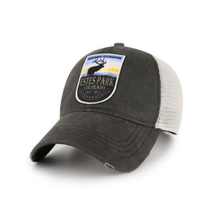 New cool design sublimation hat washing soft trucker mesh