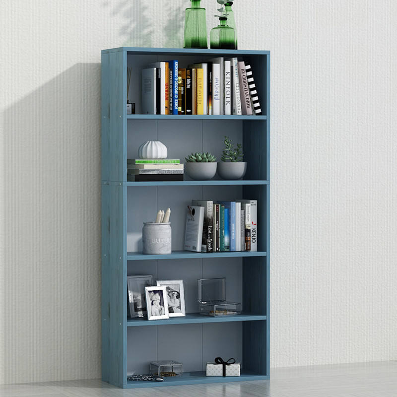 2020 hot sale home cheap wooden narrow commercial bookcase