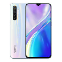 Oppo Realme X2 Mobile Phone 6.4 inch Super AMOLED Screen 6GB+64GB Snapdragon 730G Camera 64.0MP Four Shot NFC Smartphone