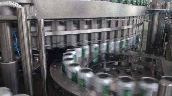 Brand new Beer Canning Equipment with CE certificate