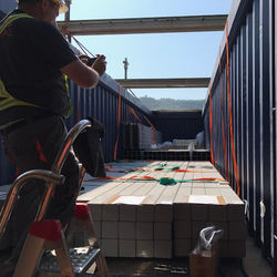 DDA shipment from china to spain air freight