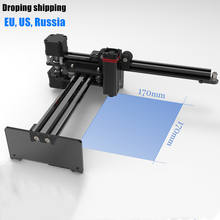 EU warehouse Dropshipping NEJE high power CNC Laser Wood  Engraving Machine mini cnc cutter