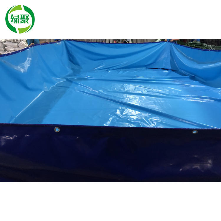 Uv Resistant Blue Pvc Swimming Pool Plastic Vinyl Liners For Above Ground Pools