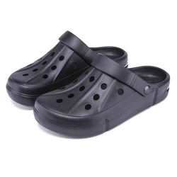 Fashion New Garden Clogs hits-and-hers Lovers  style  Air cu