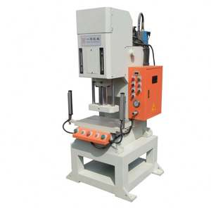 Fast Falling Cnc Eccentric Punch Press Machine