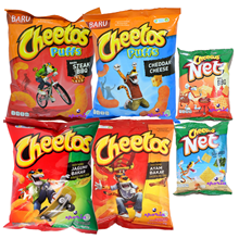 CHEETOS Corn Snacks | Indonesia Origin