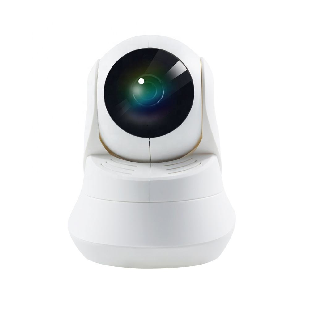 WiFi Camera Baby Monitor 1080P FHD Indoor IP Camera with Night Vision 2-Way Audio Motion Tracking/Detection