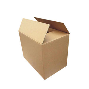 Custom Brown Moving Corrugated carton shipping boxes for Mail