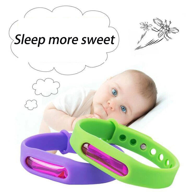 Hot Sales Natural Pest Control Anti Mosquito Repellent Bracelets