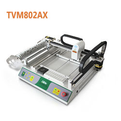 Small low price smt bulb making machines pick and place electronic products machinery with 29 feeders