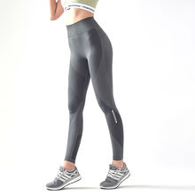 Women Athletic High Waist Capri Yoga Pants Gym Fitness Workout Running Leggings HYF-0326
