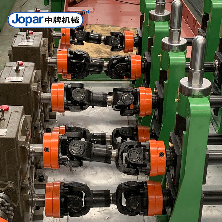 Foshan Jopar SS Stainless Steel Pipe Making Machine Tube Production Line Machine Factory Price