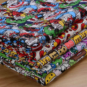 100% cotton pretty Printing canvas fabric
