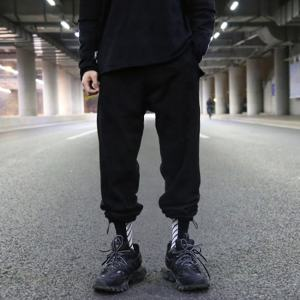 OEM fog straight loose jogger pants popular solid color casual trousers hiphop rappers teen tracksuits hiphop streetwear stock