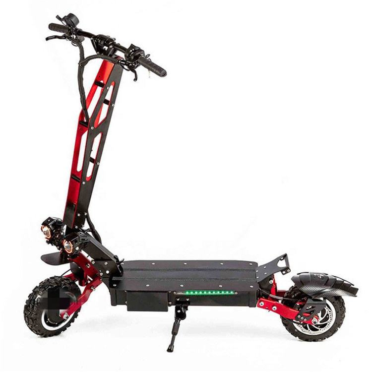 Original kick scooters Battery 8000w Motor 95KM Range electric Scooter with removable seats