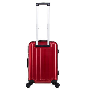 Fashionable light ABS PC carry on travel bags cabin luggage suitcase set hard spinner luggage